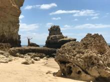 Sandklippor