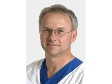 Matts Olovsson, överläkare Akademiska sjukhuset