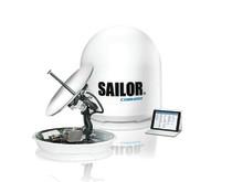 High res image - Cobham SATCOM - SAILOR 600 VSAT Ku