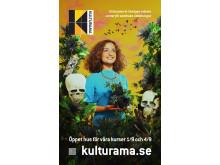 Kulturama kampanjbilder hösten 2013