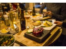 Mat på Restaurang Hovärken