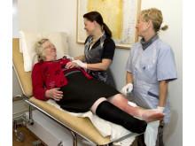 Ruth testar ny behandling