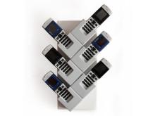 Multiladdare (6) COBS C-31xx