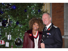 The Commissioner and Fleur East