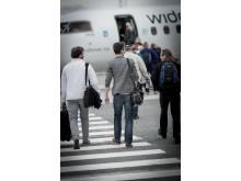 Flugreisen in Norwegen