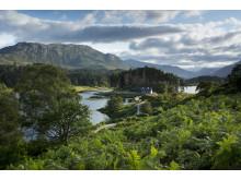 Loch Affric, Glen Affric, Highlands of Scotland.