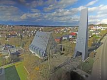 Sanierungspreis 16 Metall: Sanierung von Glockenturm und Hauptgebäude der Kreuzkirche Sigmaringen