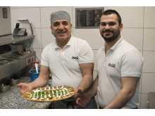 Seyhan och Sakir
