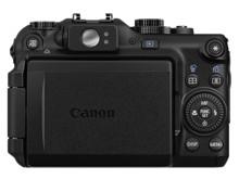 Canon PowerShot G11 bakifrån