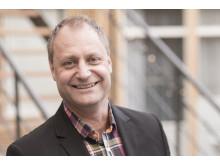 Michael Henriksson, chef, Marknad och försäljning