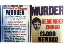 Original police appeal poster
