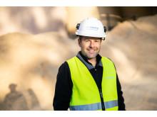 Nicklas Eld, regionchef Solör Bioenergi Väst
