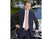 Thomas Holm VD Mitsubishi Motors