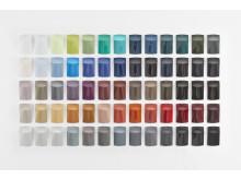 BASF tredrapport; Akromatiska färger och avancerade effekter