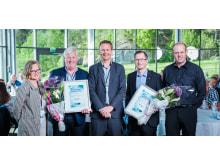 Sørlandets Energipris 2016: Arendal kommune og ASKO Agder er Sørlandets smarteste strømbrukere