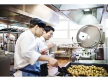 Sågbäcksgymnasiets restaurangprogram