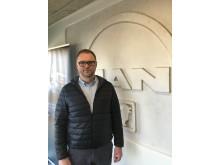 Jacob Skovsgaard (40) skal fremover stå i spidsen for MANs eftermarkedsaktiviteter i filialen i Svenstrup, lige udenfor Aalborg