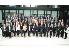 Neue Auszubildende bei Santander