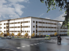 Eitech installerar byggnad 28 på NUS i Umeå