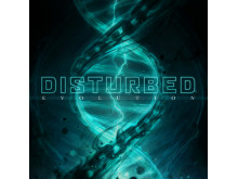 Disturbed - Evolution artwork