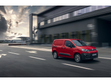 Nya Citroën Berlingo LCV