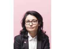 Gita Nabavi, riksdagskandidat 2014