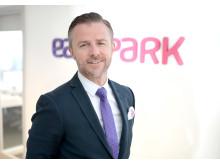 EasyPark Group CEO Johan Birgersson
