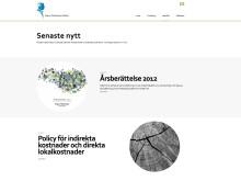 Ny hemsida – Ragnar Söderbergs stiftelse