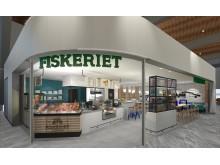 Bergen Lufthavn Flesland_Fiskeriet innland