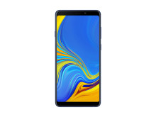 Galaxy A9_Front_Lemonade Blue