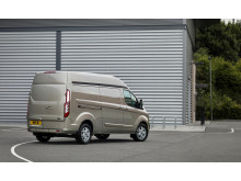 FORD TRANSIT CUSTOM HIGH ROOF - 4