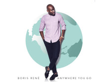 Boris René, Omslag - Anywhere You Go