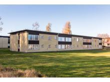 Kungshem Oppebygård