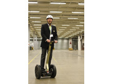 Logistik & Transport Janne Segway