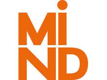 Minds logga orange jpg
