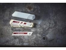 Knivblad non-segment til brytebladkniver - Hultafors