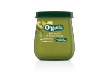Organix_Apple Green Beans_Jar