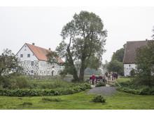 På Hovdala naturområde hittar besökare kulturhistoria och friluftsliv