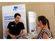 Ausbildungs- und Hochschulinformationstag der Brandenburger Landesverwaltung in Königs Wusterhausen