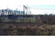 Linsänkans transformatorstation på Öland