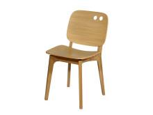 Unik stol i Röhsska museets café