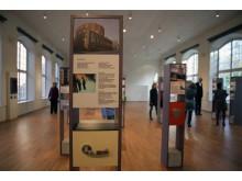 """Ein Türgriff von den Architekten Ortner & Ortner in der Ausstellung """"begreifbare Baukunst"""" im GRASSI Museum für Angewandte Kunst Leipzig"""