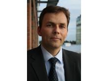 Jan Odelstam, ny VD för Skanska