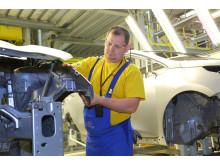 Kia cee'd nr 1 million produksjon