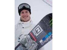 Snowboardåkaren Sven Thorgren, Sverige