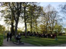Frihedsmuseet fejrer befrielsen den 4. maj om aftenen i Churchillparken