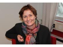 Ylva Sandberg, projektledare för Omvärldsbevakning TV