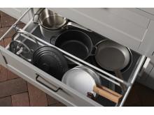 Förvaring av köksredskap