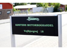 Koster's Motor Bookstore
