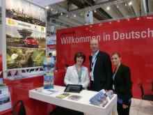 Leipzig präsentiert sich vom 20.-22.05.2014 auf der IMEX 2014